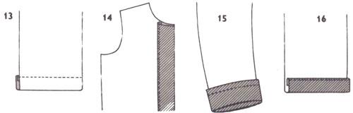 Как сшить из двусторонней ткани 26